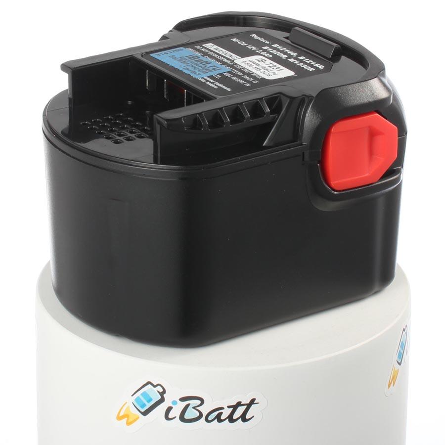 Аккумуляторная батарея iBatt iB-T231 для электроинструмента AEG, AEG