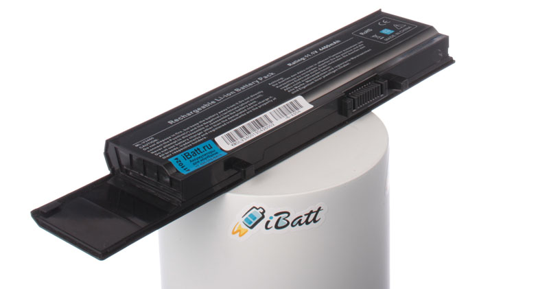 Аккумуляторная батарея 312-0998 для ноутбуков Dell. Артикул iB-A204.Емкость (mAh): 4400. Напряжение (V): 11,1