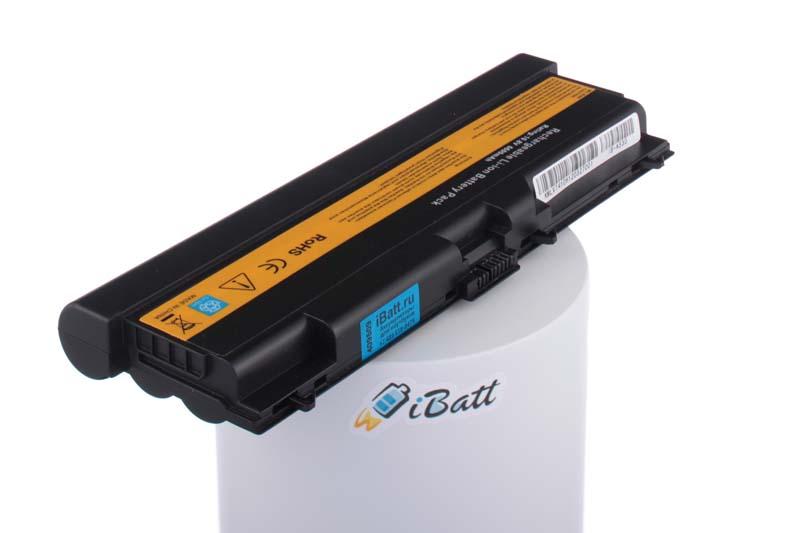 Аккумуляторная батарея iBatt iB-A530 для ноутбука IBM-LenovoЕмкость (mAh): 6600. Напряжение (V): 10,8