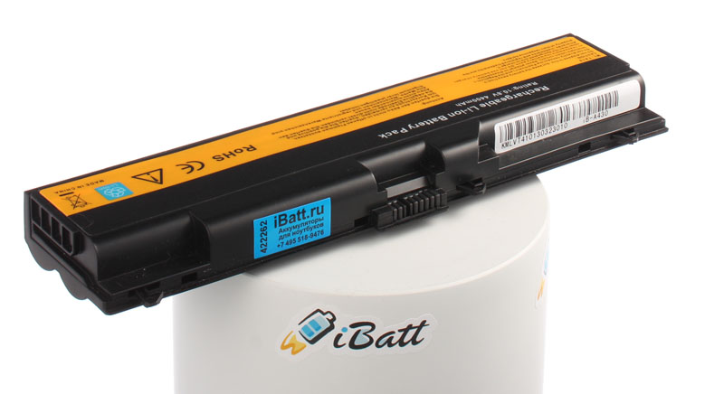 Аккумуляторная батарея 42T4751 для ноутбуков IBM-Lenovo. Артикул iB-A430.Емкость (mAh): 4400. Напряжение (V): 10,8