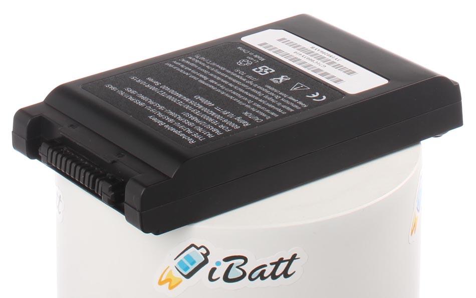 Аккумуляторная батарея CL4460C.806 для ноутбуков Toshiba. Артикул iB-A893.Емкость (mAh): 4400. Напряжение (V): 10,8