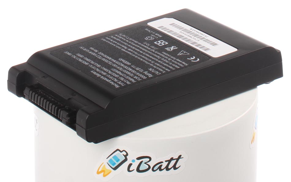 Аккумуляторная батарея PA3364U-1BRS для ноутбуков Toshiba. Артикул iB-A893.Емкость (mAh): 4400. Напряжение (V): 10,8