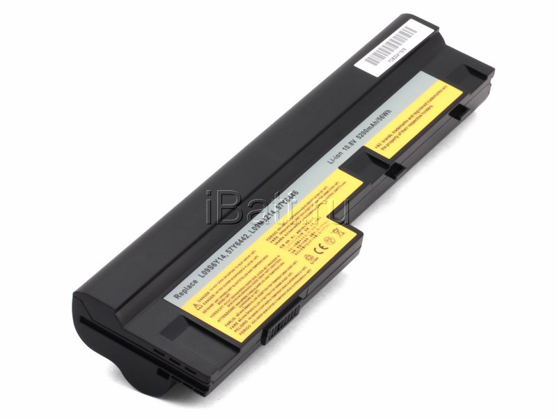Аккумуляторная батарея L09M6Y14 для ноутбуков IBM-Lenovo. Артикул 11-1384.Емкость (mAh): 4400. Напряжение (V): 11,1