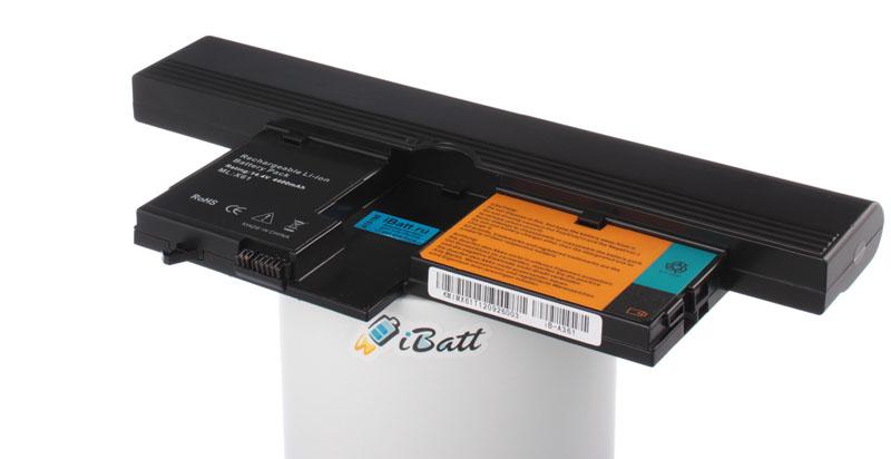 Аккумуляторная батарея 42T5211 для ноутбуков IBM-Lenovo. Артикул iB-A361.Емкость (mAh): 1900. Напряжение (V): 14,4