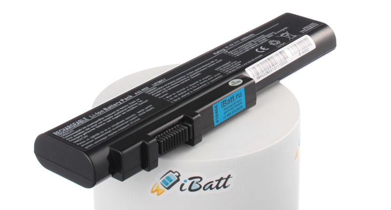 Аккумуляторная батарея iBatt iB-A262 для ноутбука AsusЕмкость (mAh): 4400. Напряжение (V): 11,1