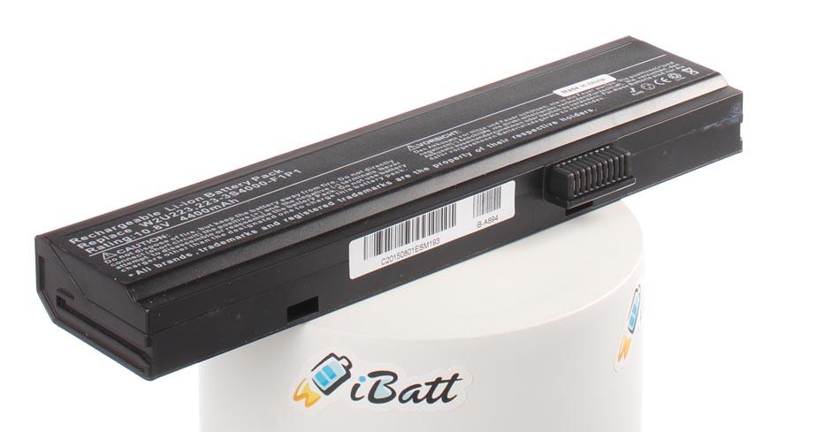 Аккумуляторная батарея iBatt iB-A894 для ноутбука UniwillЕмкость (mAh): 4400. Напряжение (V): 10,8