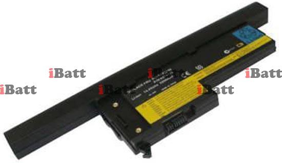 Аккумуляторная батарея iBatt TOP-X60H для ноутбука IBM-LenovoЕмкость (mAh): 5200. Напряжение (V): 14,8
