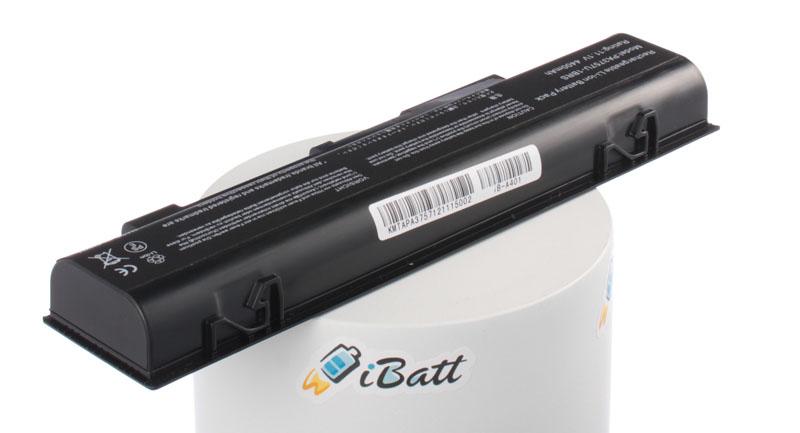Аккумуляторная батарея iBatt iB-A401 для ноутбука ToshibaЕмкость (mAh): 4400. Напряжение (V): 11,1