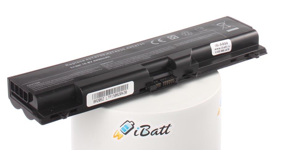 Аккумуляторная батарея 45n1006 для ноутбуков IBM-Lenovo. Артикул iB-A899.Емкость (mAh): 4400. Напряжение (V): 10,8