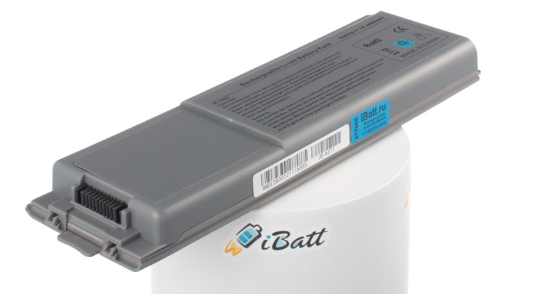 Аккумуляторная батарея Y0956 для ноутбуков Dell. Артикул iB-A271.Емкость (mAh): 4400. Напряжение (V): 11,1
