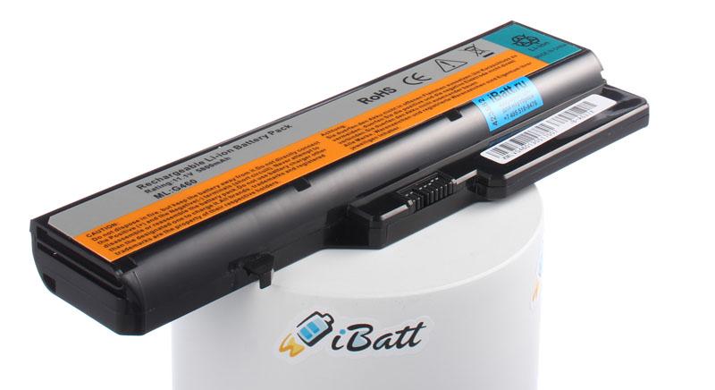Аккумуляторная батарея 121001091 для ноутбуков IBM-Lenovo. Артикул iB-A537X.Емкость (mAh): 5800. Напряжение (V): 11,1
