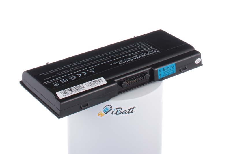 Аккумуляторная батарея PABAS040 для ноутбуков Toshiba. Артикул iB-A411H.Емкость (mAh): 10400. Напряжение (V): 11,1