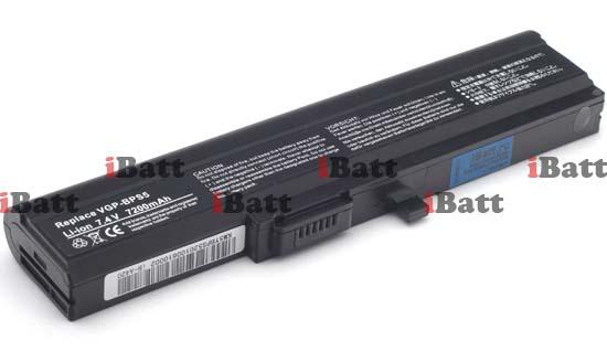 Аккумуляторная батарея iBatt iB-A420H для ноутбука ToshibaЕмкость (mAh): 5200. Напряжение (V): 14,4