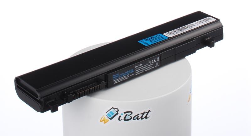 Аккумуляторная батарея для ноутбука Toshiba Dynabook RX3 SM240E/3HD. Артикул iB-A345.Емкость (mAh): 4400. Напряжение (V): 10,8