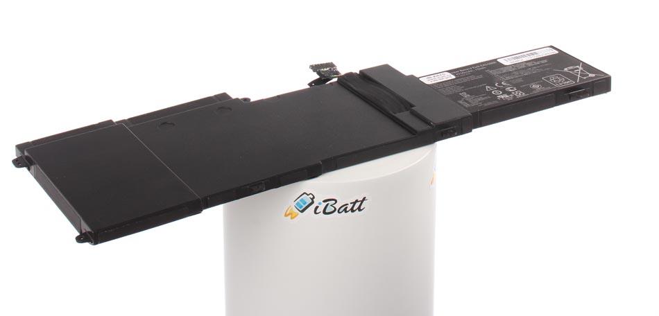 Аккумуляторная батарея C42-UX51 для ноутбуков Asus. Артикул iB-A670.Емкость (mAh): 4750. Напряжение (V): 14,8