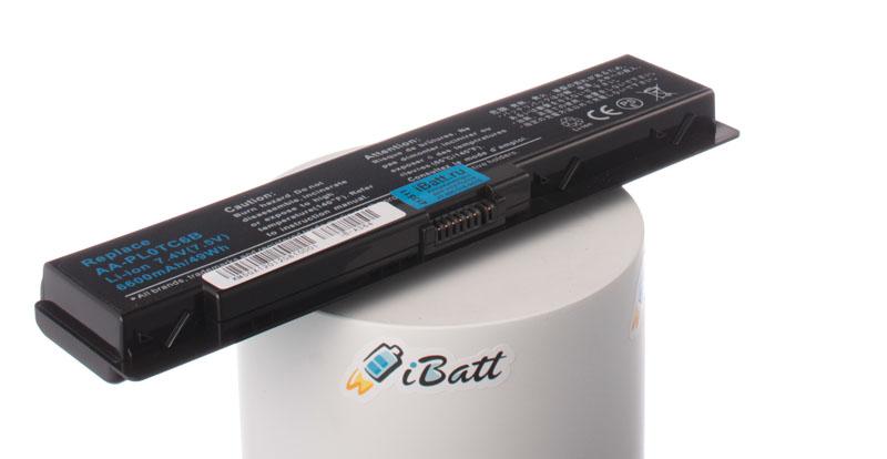 Аккумуляторная батарея AA-PL0TC6P для ноутбуков Samsung. Артикул iB-A364.Емкость (mAh): 6600. Напряжение (V): 7,4