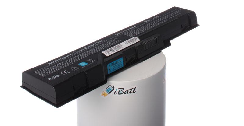 Аккумуляторная батарея для ноутбука Dell XPS M1730. Артикул iB-A226H.Емкость (mAh): 7800. Напряжение (V): 11,1