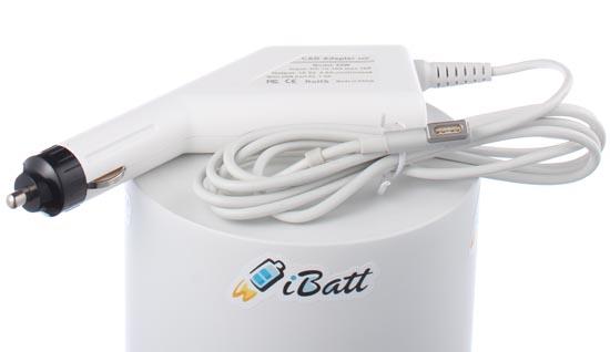 Блок питания (адаптер питания) A1343 для ноутбука Apple. Артикул iB-R322. Напряжение (V): 18,5