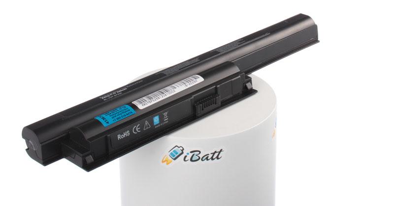 Аккумуляторная батарея для ноутбука Sony VAIO SVE14A2M1E/P. Артикул iB-A556H.Емкость (mAh): 5200. Напряжение (V): 11,1