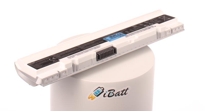 Аккумуляторная батарея iBatt iB-A302H для ноутбука AsusЕмкость (mAh): 5200. Напряжение (V): 10,8