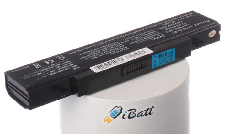 Аккумуляторная батарея AA-PB2NC6B/E для ноутбуков Samsung. Артикул iB-A389.Емкость (mAh): 4400. Напряжение (V): 11,1