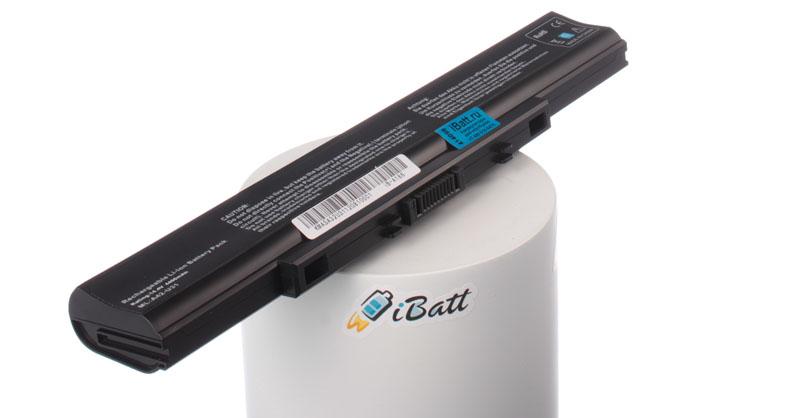 Аккумуляторная батарея для ноутбука Asus U31F. Артикул iB-A186.Емкость (mAh): 4400. Напряжение (V): 14,4
