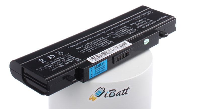 Аккумуляторная батарея AA-PB2NC6B для ноутбуков Samsung. Артикул iB-A396X.Емкость (mAh): 8700. Напряжение (V): 11,1