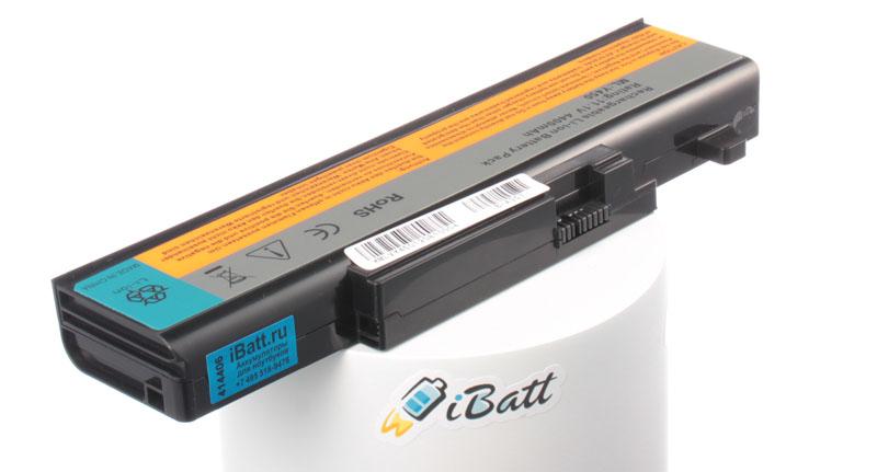 Аккумуляторная батарея iBatt iB-A357 для ноутбука IBM-LenovoЕмкость (mAh): 4400. Напряжение (V): 11,1