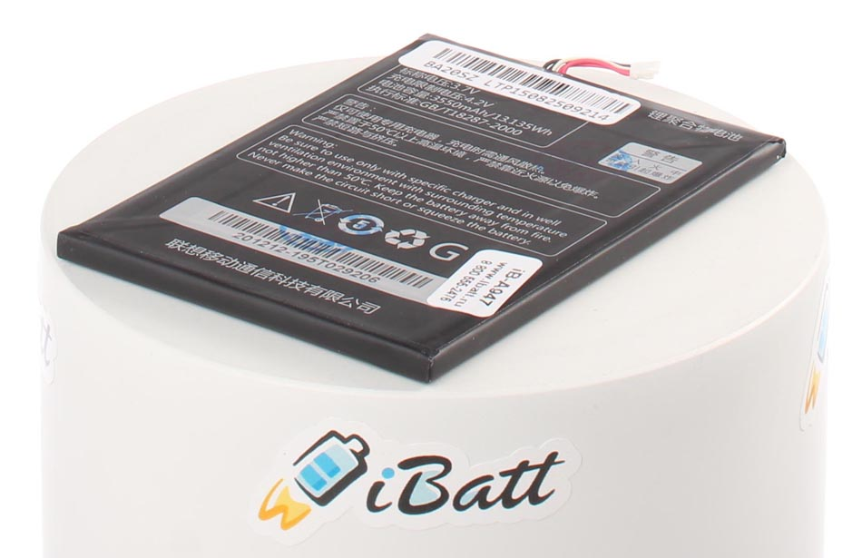 Аккумуляторная батарея L12T1P31 для ноутбуков IBM-Lenovo. Артикул iB-A947.Емкость (mAh): 3700. Напряжение (V): 3,7