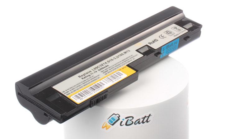 Аккумуляторная батарея iBatt iB-A384H для ноутбука IBM-LenovoЕмкость (mAh): 5200. Напряжение (V): 11,1