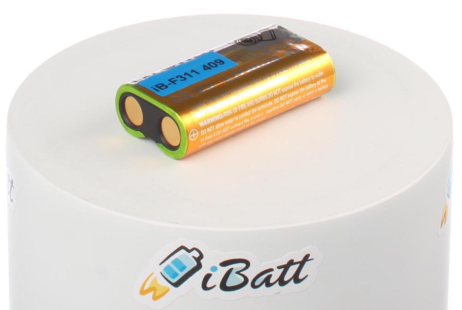Аккумуляторная батарея iBatt для фотокамеры Nikon Coolpix 3200. Артикул iB-F311, Nikon
