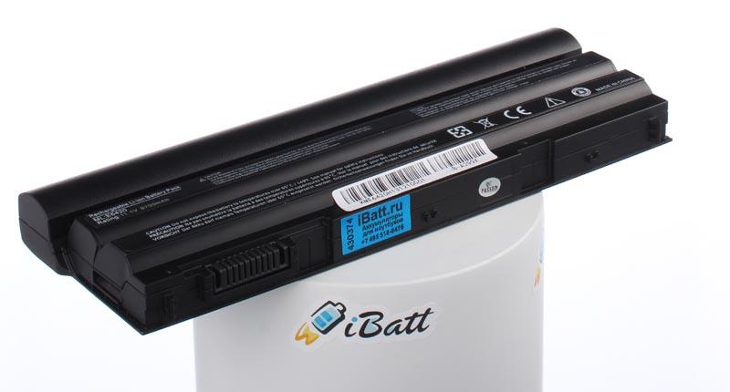 Аккумуляторная батарея iBatt iB-A299X для ноутбука DellЕмкость (mAh): 8700. Напряжение (V): 11,1