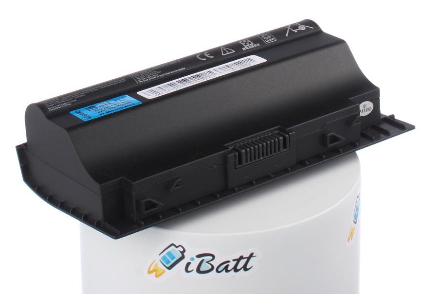Аккумуляторная батарея для ноутбука Asus G75VX. Артикул iB-A408.Емкость (mAh): 4400. Напряжение (V): 14,8