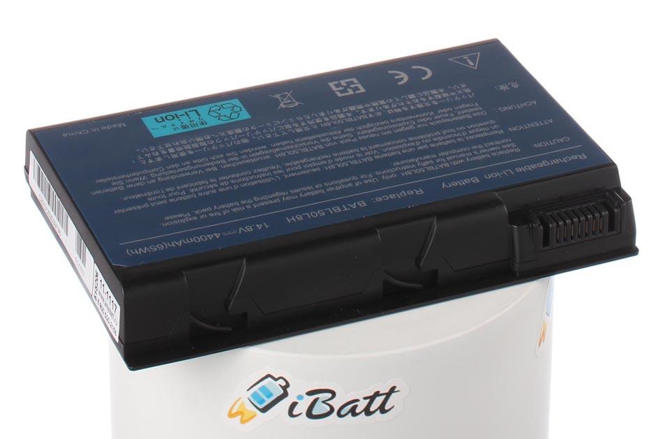 Аккумуляторная батарея для ноутбука Acer Aspire 3651WXMi. Артикул 11-1117.Емкость (mAh): 4400. Напряжение (V): 14,8