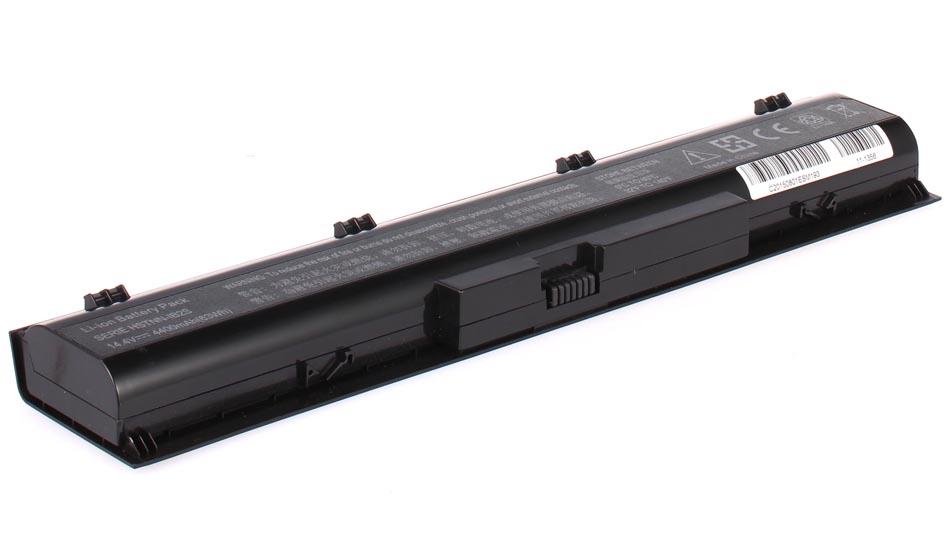Аккумуляторная батарея iBatt 11-1356 для ноутбука HP-CompaqЕмкость (mAh): 4400. Напряжение (V): 14,4