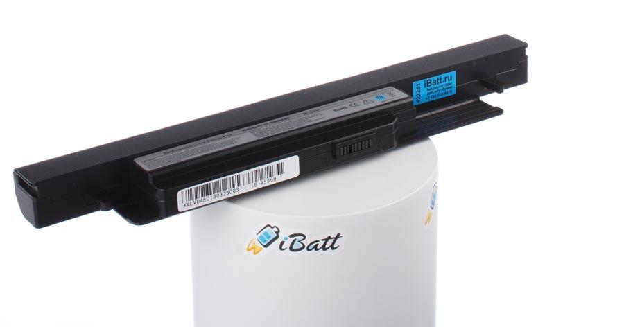 Аккумуляторная батарея iBatt iB-A536H для ноутбука IBM-LenovoЕмкость (mAh): 5200. Напряжение (V): 11,1