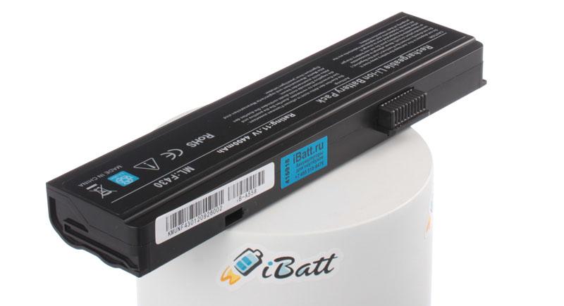 Аккумуляторная батарея SBX23456773446561 для ноутбуков Fujitsu-Siemens. Артикул iB-A558.Емкость (mAh): 4400. Напряжение (V): 11,1