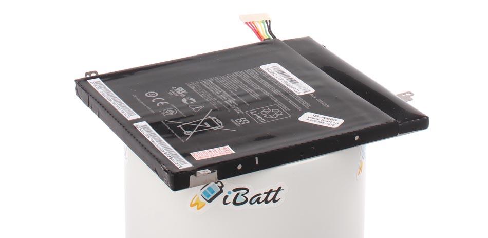 Аккумуляторная батарея для ноутбука Asus Eee Slate EP121. Артикул iB-A683.Емкость (mAh): 4450. Напряжение (V): 7,3