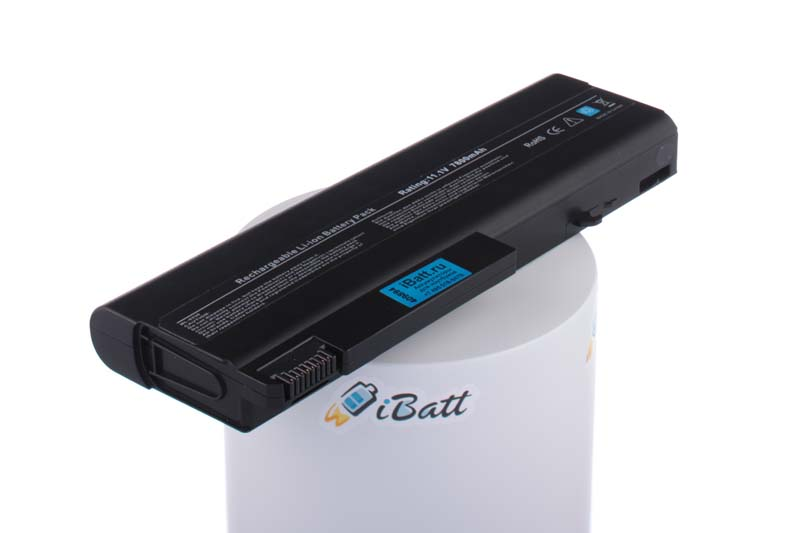 Аккумуляторная батарея HSTNN-C66C для ноутбуков HP-Compaq. Артикул iB-A564H.Емкость (mAh): 7800. Напряжение (V): 11,1