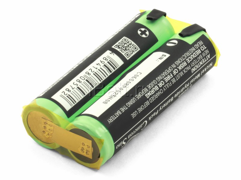 Аккумуляторная батарея iBatt iB-T917 для пылесоса Philips, Philips