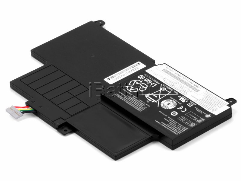 Аккумуляторная батарея 45N1093 для ноутбуков IBM-Lenovo. Артикул iB-A1064.Емкость (mAh): 2900. Напряжение (V): 14,8