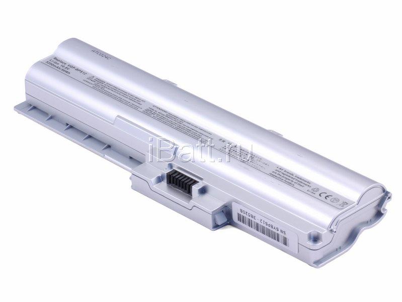 Аккумуляторная батарея для ноутбука Sony VAIO PCG-3G5P. Артикул 11-1491.Емкость (mAh): 4400. Напряжение (V): 11,1