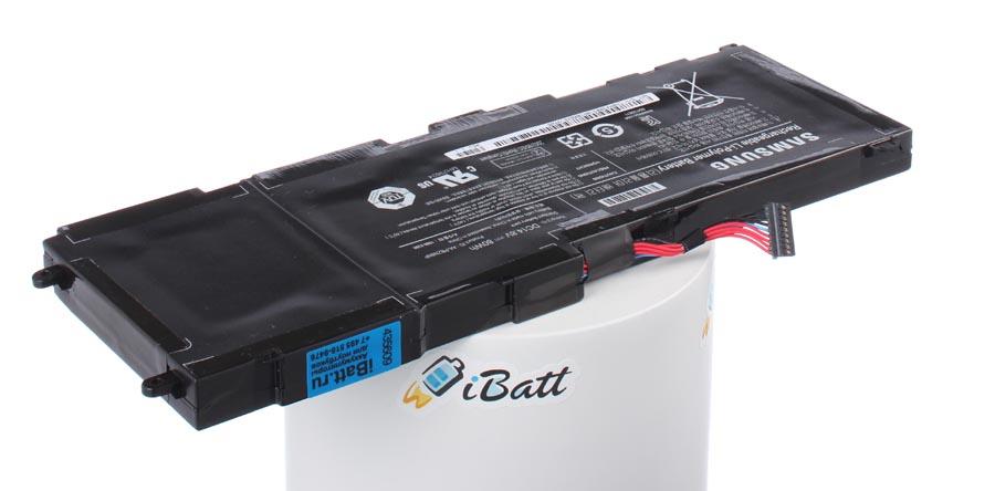 Аккумуляторная батарея для ноутбука Samsung 700Z5C-S07. Артикул iB-A628.Емкость (mAh): 5400. Напряжение (V): 14,8