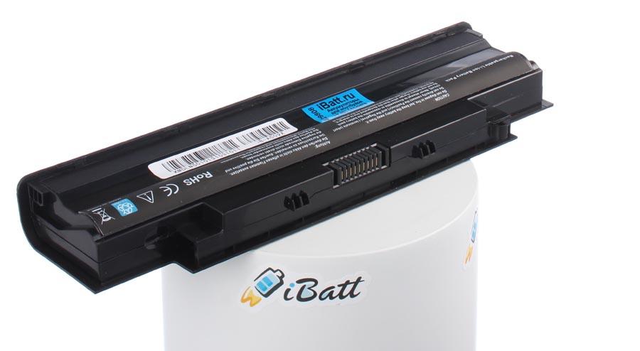 Аккумуляторная батарея iBatt iB-A502X для ноутбука DellЕмкость (mAh): 6800. Напряжение (V): 11,1