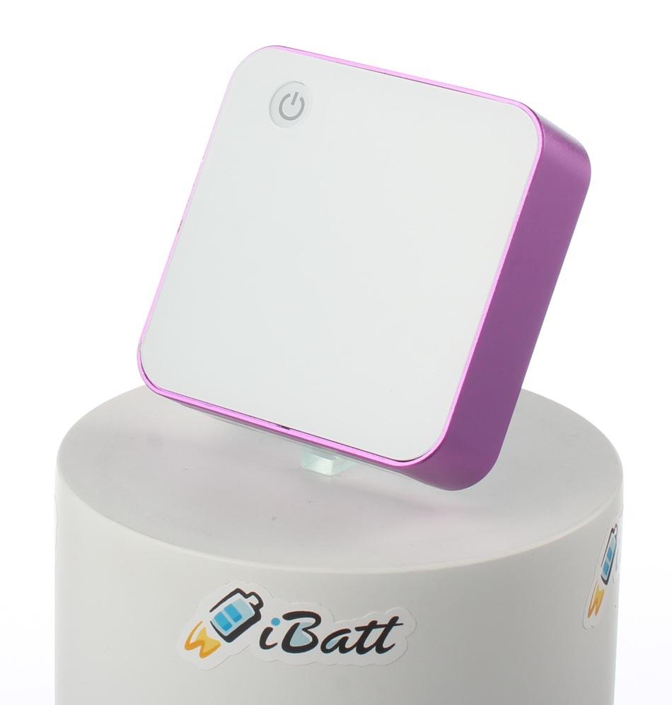 Внешняя аккумуляторная батарея Power Bank iBatt iB-S301HP,