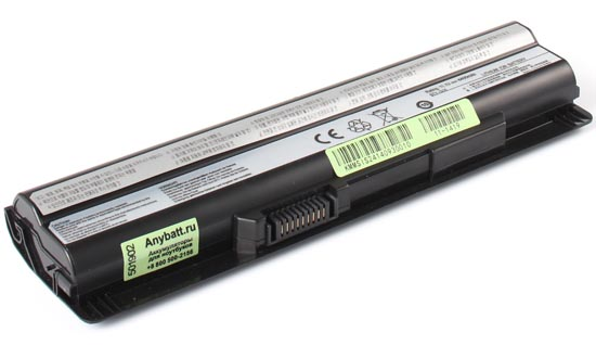 Аккумуляторная батарея 40029150 для ноутбуков MSI. Артикул 11-1419.Емкость (mAh): 4400. Напряжение (V): 11,1