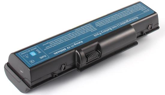 Аккумуляторная батарея AS07A75 для ноутбуков Acer. Артикул 11-1128.Емкость (mAh): 8800. Напряжение (V): 11,1