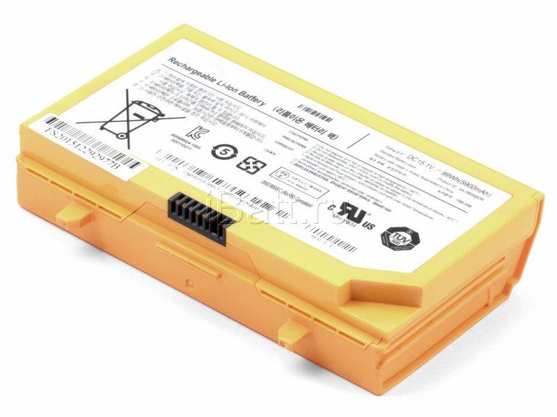 Аккумуляторная батарея для ноутбука Samsung 700G7C-S01. Артикул iB-A626.Емкость (mAh): 5900. Напряжение (V): 15,1