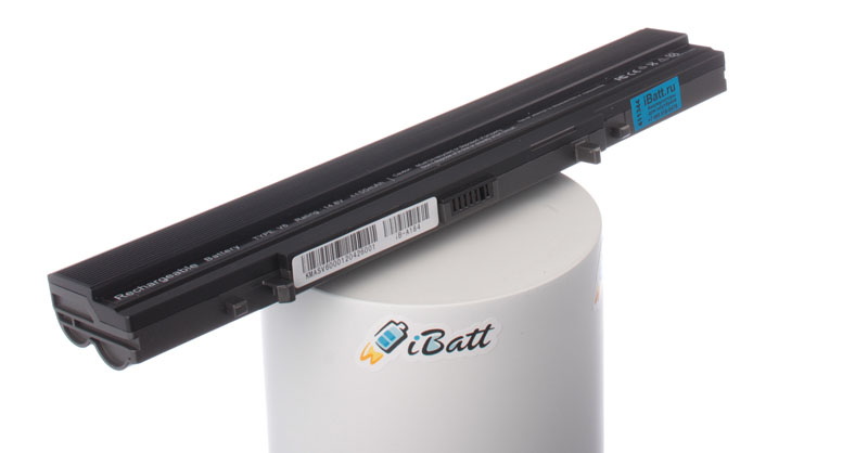 Аккумуляторная батарея A42-V6 для ноутбуков Asus. Артикул iB-A184.Емкость (mAh): 4400. Напряжение (V): 14,8