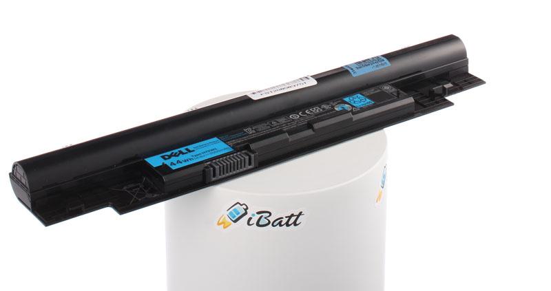 Аккумуляторная батарея iBatt iB-A353H для ноутбука DellЕмкость (mAh): 2600. Напряжение (V): 14,8